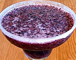Blueberry and Lime Margarita