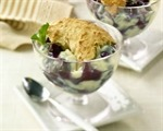 Blueberry Cottage Pudding
