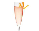 Bois de Rose Champagne Cocktail 