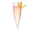 Bois de Rose Champagne Cocktail