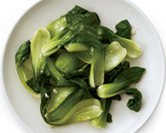 Bok Choy with Garlic