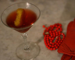 Boulevardier Cocktail