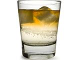 Bourbon and Elderflower Pressé Cocktail