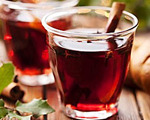 Bourbon Mulled Wine