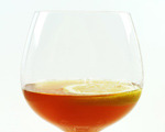 Brandy and Honey Cocktail