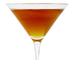 Brandy Stinger Cocktail 