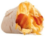 Bacon-Egg Burrito