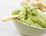 Broad Bean Dip  
