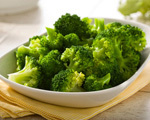 Broccoli with Butter Glaze