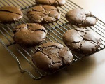 Low-Fat Brownie Cookies