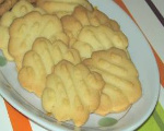 Simple Butter Cookies