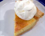 Sweet Buttermilk Pie