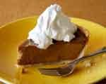 No Bake Butterscotch Pie