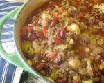 Cabbage-Ham Soup