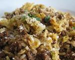 Cabbage and Beef Dish