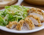 Caesar-Crusted Chicken