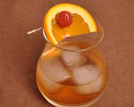 Canadian Whiskey Old Fashioned