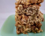Quick Fix Caramel Bars