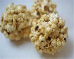 Sweet Caramel Popcorn Balls