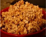 Caramel and Peanut Popcorn