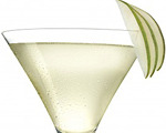 Cardamom Pear Martini Cocktail