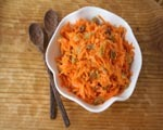 Carrot, Nut and Raisin Salad