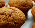 Carrot Pineapple Pecan Muffins