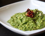 Cashew and Spinach Dip