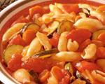 Cavatelli Pasta and Zucchini