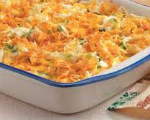 Light and Cheesy Cabbage Casserole