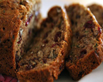 Cherry Coconut Banana Bread