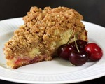 Cherry Crumb Cake