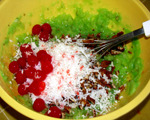 Cherry-Pistachio Salad