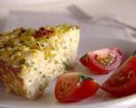 Chicken and Pasta Frittata