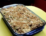 Chicken Chow Mein Casserole