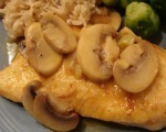 Chicken Breasts with Mushrooms
