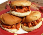 Saucy Chicken Sandwiches