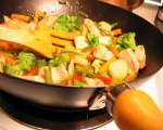Slim and Trim Chicken Stir Fry