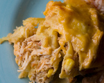 Chicken Taco Bake