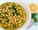 5-Spice Chickpea Soup 