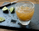 Chile Syrup Tequila Cocktail
