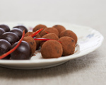Chili and Chocolate Balls