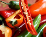 Chili Spiked Orange Smoothie