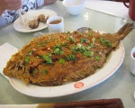Chinese Style Flounder