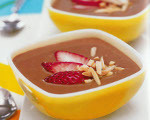 Easy Microwave Chocolate Pudding