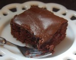 Chocolate-Cherry Cake