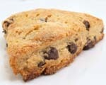 Cherry-Chocolate Chip Scones