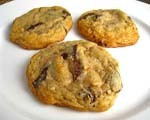 Chocolate Chunk Apricot Cookies
