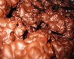 Chocolate Covered Peanut Clusters