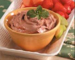 Fat Free Chocolate Fruit Dip